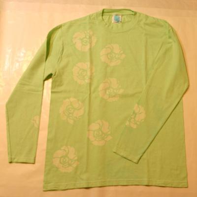 order made 138 ポピーメンズTシャツ_e0104046_1564582.jpg