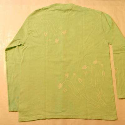 order made 138 ポピーメンズTシャツ_e0104046_1565721.jpg