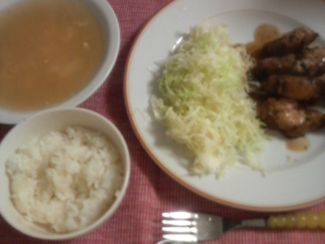 鶏肉、創作料理~_e0114246_13262410.jpg