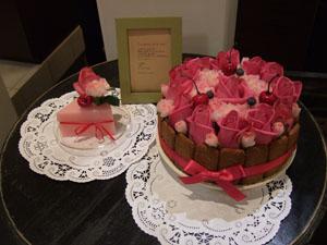 「Le gâteau de la rose」_e0013089_17475178.jpg