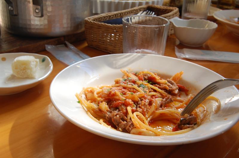 イタリア家庭料理『FRED』_a0115906_14394884.jpg