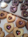 チョコサンドクッキー_d0145857_17581827.jpg
