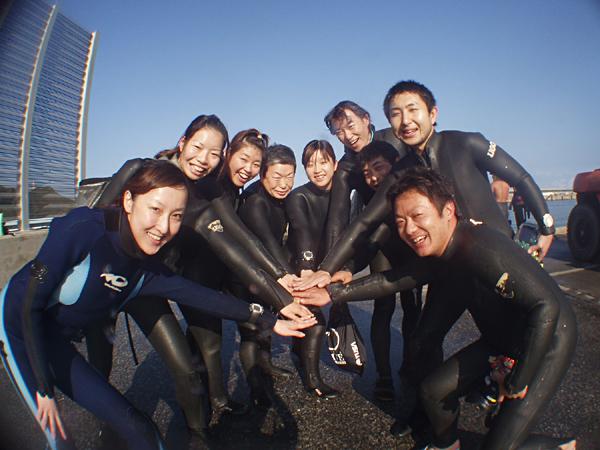 2月7日~ THE DIVE FACTORY リベンジツアー!_d0113459_9551723.jpg