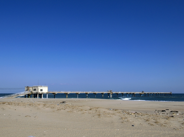 波崎海洋観測施設_f0018464_734645.jpg