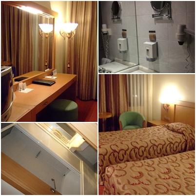 パムッカレのホテル2