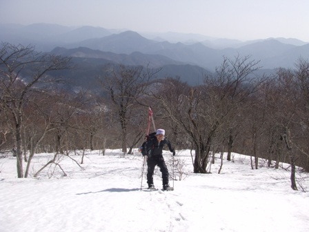 船通山登山ツアー  参加5名_d0007657_18213646.jpg