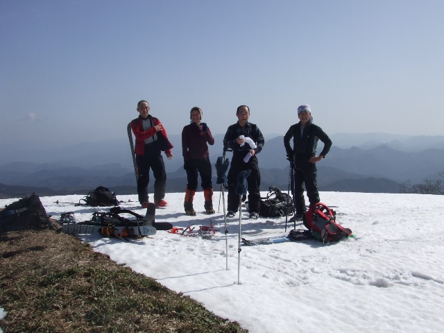 船通山登山ツアー  参加5名_d0007657_1823289.jpg