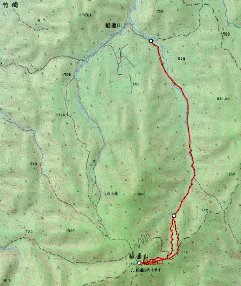 船通山登山ツアー  参加5名_d0007657_18475923.jpg