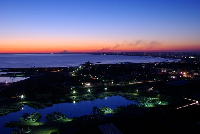 09.1.25 飯岡灯台〜Twilight 九十九里浜!〜 : MEMORY~F氏の撮影録