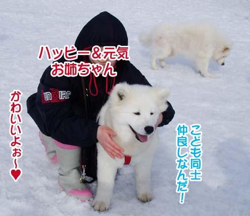 楽しかったサミー☆スマイル冬オフ_a0044521_23255323.jpg
