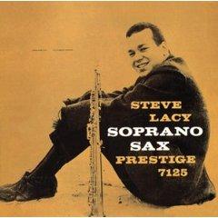 Steve Lacy / Soprano Sax_d0102724_1133821.jpg