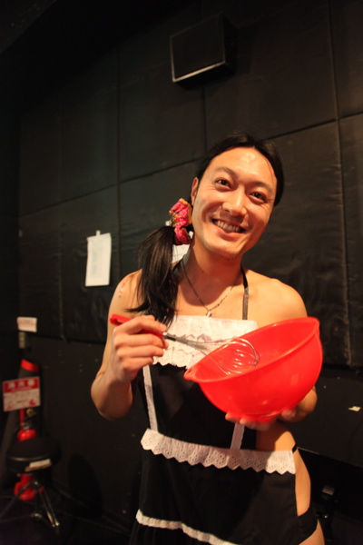バレンタインロック&静岡!!_f0197258_4372221.jpg