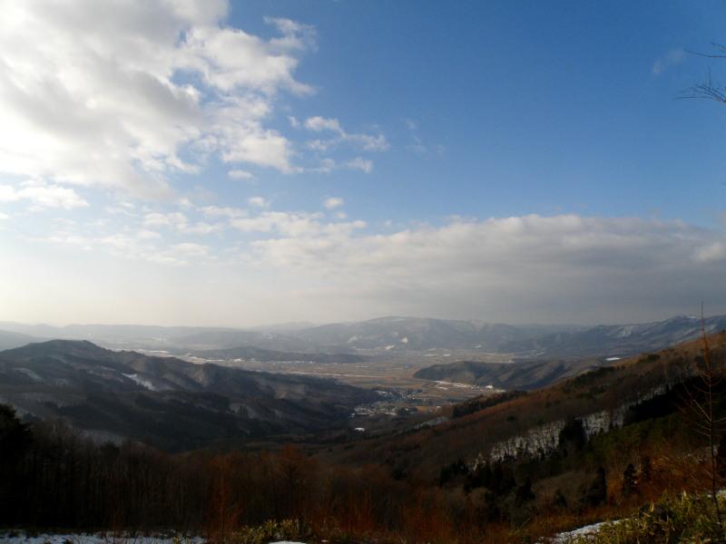 冬の荒川高原を歩く。。。_f0075075_2424525.jpg
