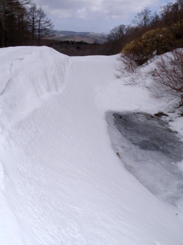 冬の荒川高原を歩く。。。_f0075075_255717.jpg