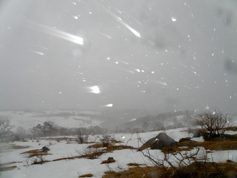 冬の荒川高原を歩く。。。_f0075075_3113843.jpg