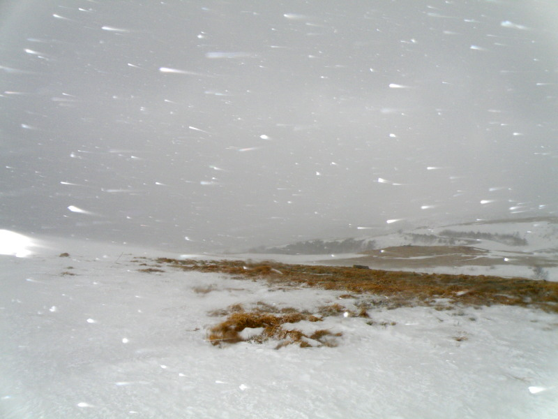 冬の荒川高原を歩く。。。_f0075075_3134411.jpg