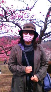 梅を讃える昼下がり_e0127286_11551415.jpg