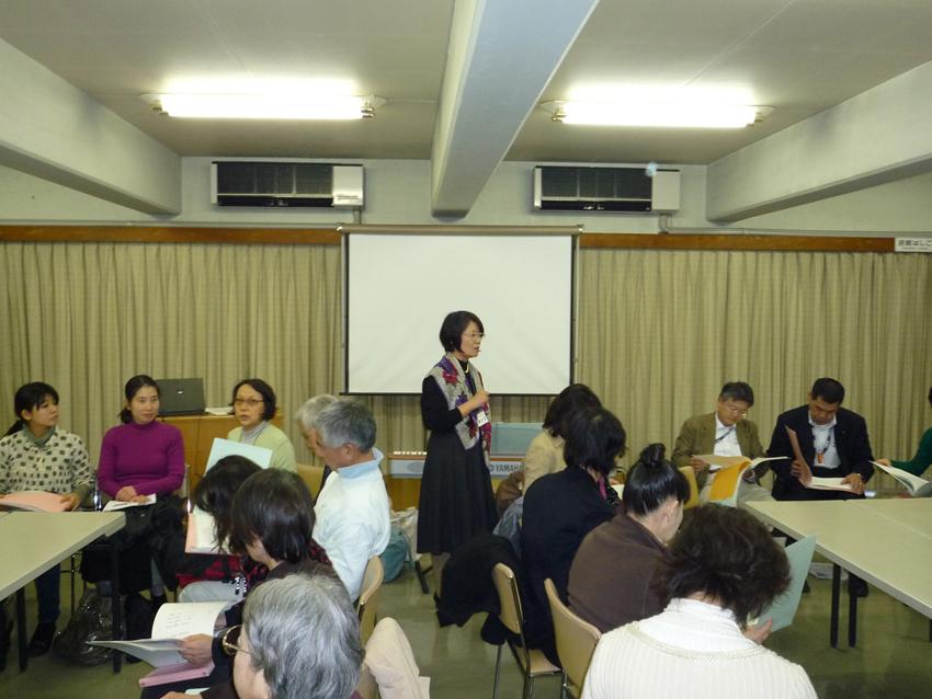 「希望の会」第2回研修会開催報告_e0167087_17295656.jpg
