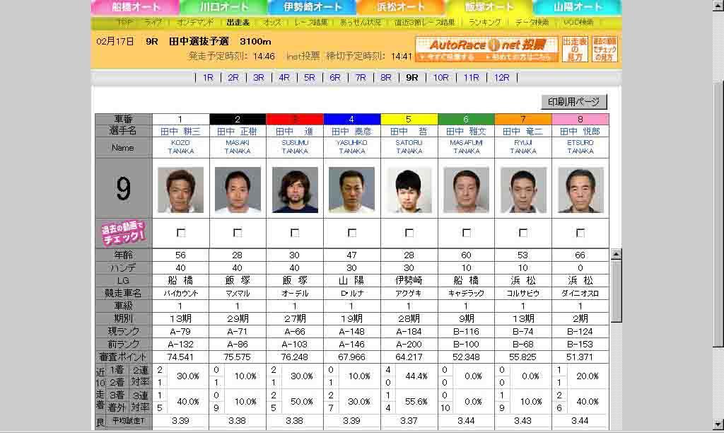 9R 田中選抜予選 3100m _e0080201_20191346.jpg