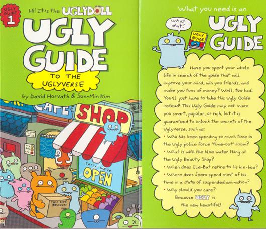 Ugly Doll(アグリー・ドール)の奇跡 _b0007805_11445483.jpg