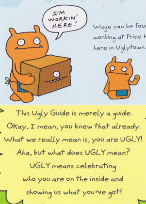 Ugly Doll(アグリー・ドール)の奇跡 _b0007805_11491330.jpg