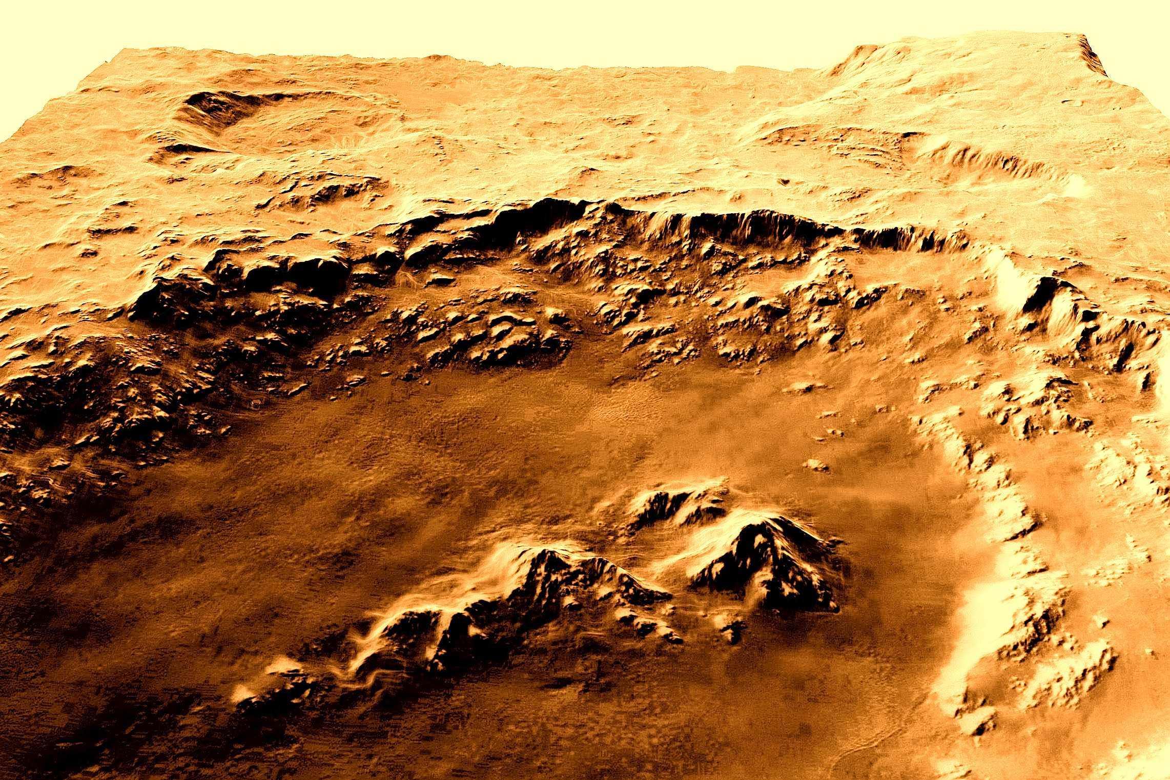 「NASAが片道の有人火星飛行を計画」:もうお仲間は先に行っているからサ!_e0171614_943495.jpg