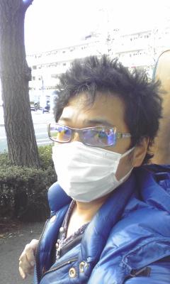 花粉の季節はね~、_c0069859_1524155.jpg