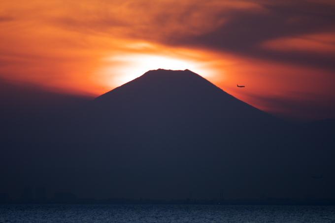 ハイライトコントローラで夕日の色を復元する_c0168669_19334040.jpg