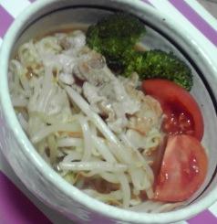 野菜ラーメン。_f0143188_20135925.jpg