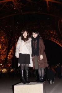 シャンパパドライバーの「パリ・ナイトツアー」♪_c0090198_4215327.jpg