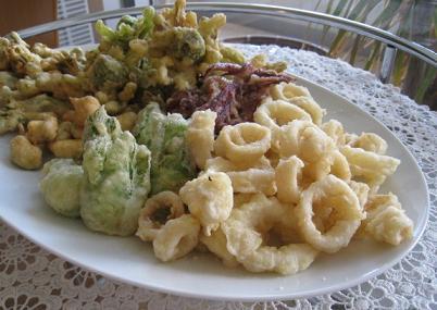 春野菜のフリット_b0107003_2245234.jpg