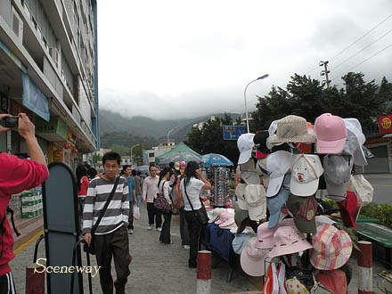 深セン 梧桐山へ_b0075737_1605022.jpg