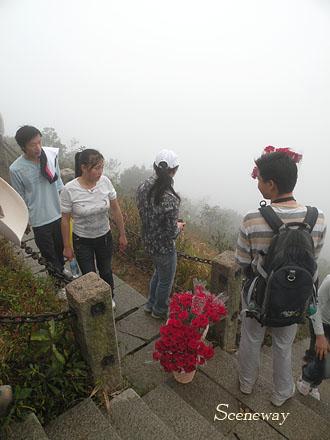 深セン 梧桐山へ_b0075737_1631693.jpg