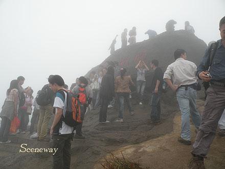 深セン 梧桐山へ_b0075737_1645350.jpg
