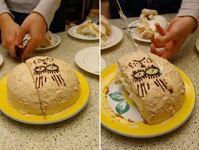 「か」が作ったケーキ_a0028451_3363894.jpg