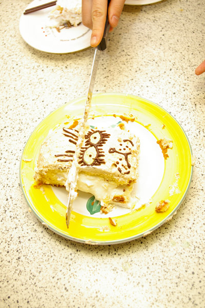 「か」が作ったケーキ_a0028451_3391846.jpg