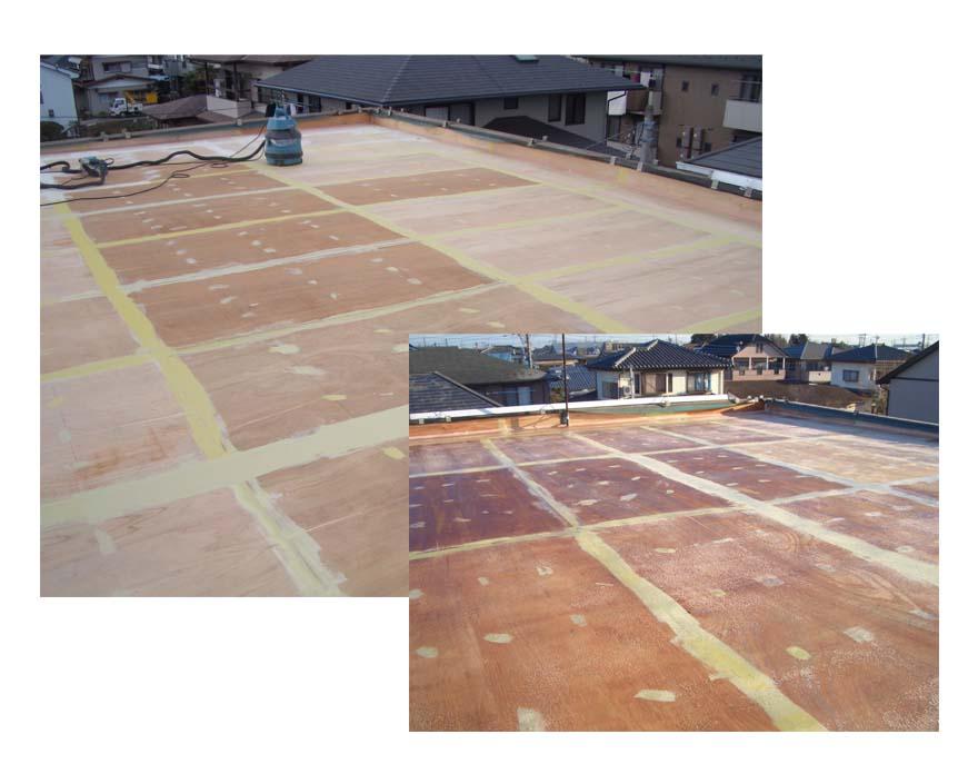 屋根補修2_a0107970_2245150.jpg