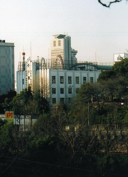 東京・昭和第一高等学校(建築家・木田保造作品探訪)_f0142606_23423531.jpg