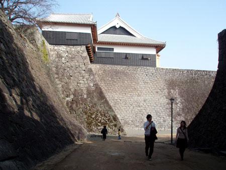 熊本城 1本丸御殿など_e0048413_221536.jpg