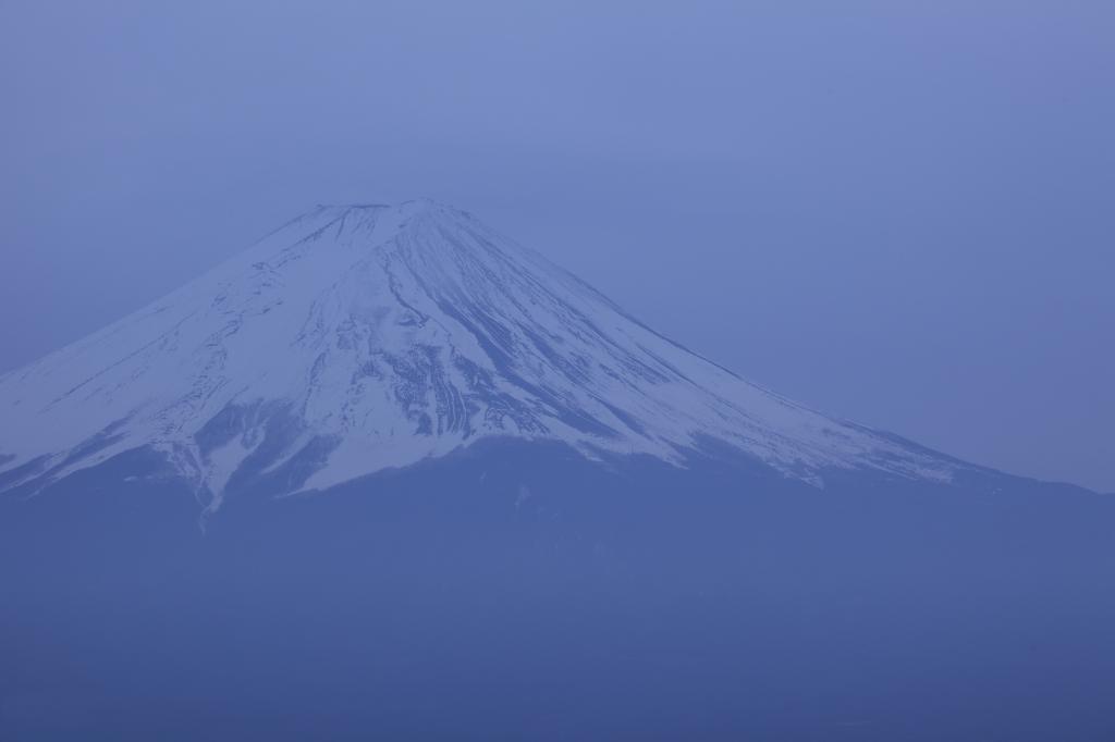 静かな富士_d0116616_22344184.jpg