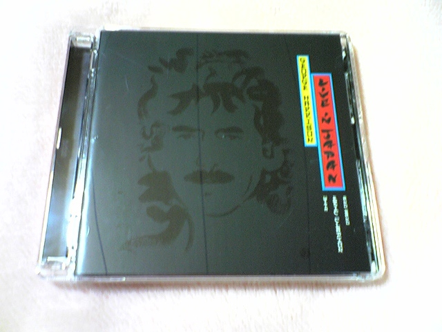 GEORGE HARRISON WITH ERIC CLAPTON AND BAND / LIVE IN JAPAN (2-SACD HYBRID)_c0065426_2105214.jpg