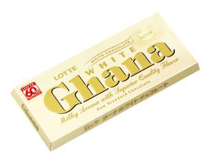 ガーナホワイトチョコレート!!_c0151053_19475654.jpg