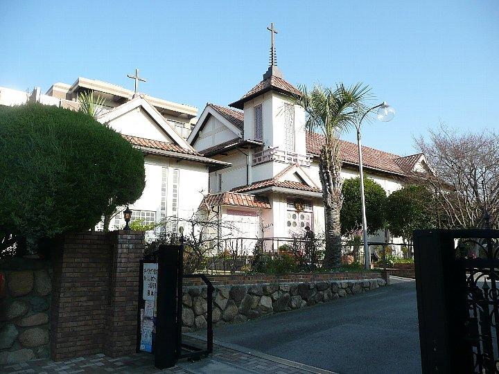 カトリック豊中教会_c0112559_11202050.jpg
