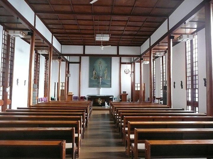 カトリック豊中教会_c0112559_11282483.jpg