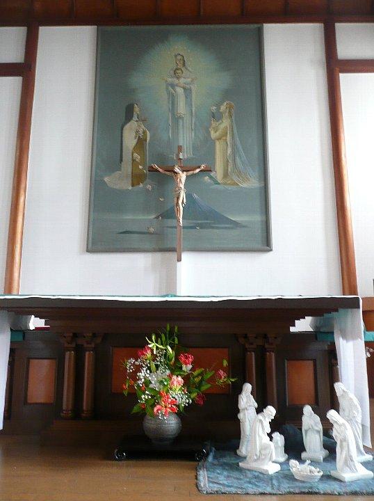 カトリック豊中教会_c0112559_11315597.jpg