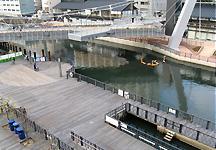 大阪「みなみ-道頓堀川」の水辺整備_c0167961_1543586.jpg