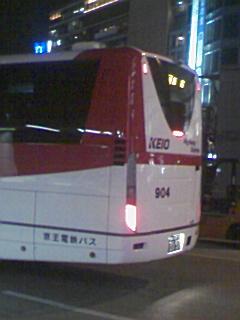 京王電鉄バスのエアロエース_e0013178_1154887.jpg