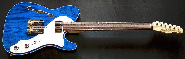 明日、「See-though BlueのHollow T-Line」を発売します!_e0053731_19304674.jpg