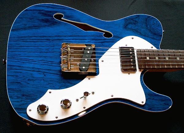 明日、「See-though BlueのHollow T-Line」を発売します!_e0053731_19311711.jpg