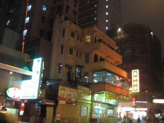 2009年2月香港旅行④ 都餐室(MIDO CAFE)_e0052736_22265660.jpg